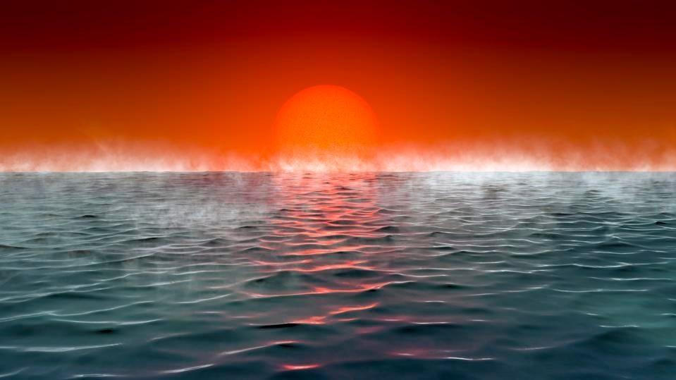"""Exoplanetas """"Hiceánicos"""": la nueva clase de planeta donde podría existir vida"""