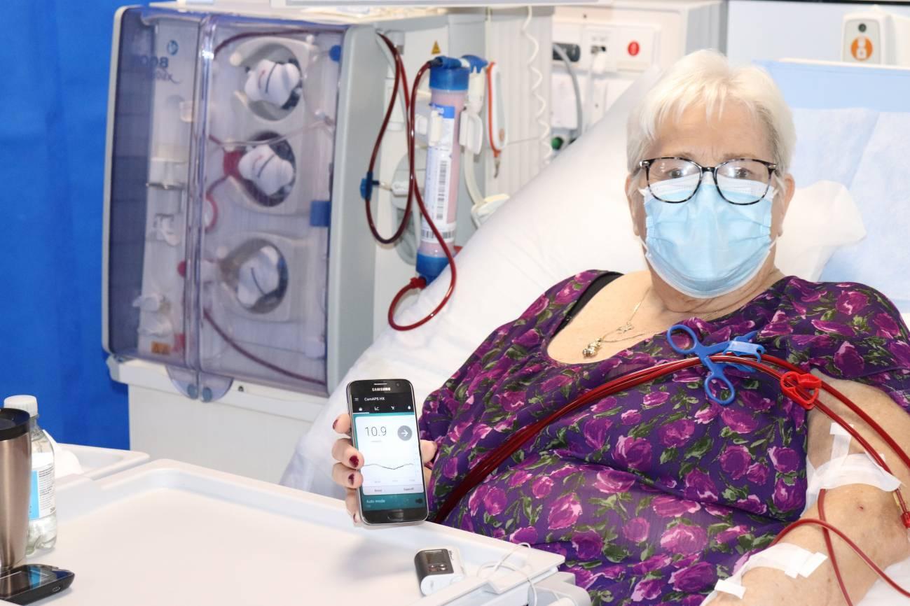 Este nuevo tratamiento contra la diabetes incluye un algoritmo, una bomba de insulina y un celular