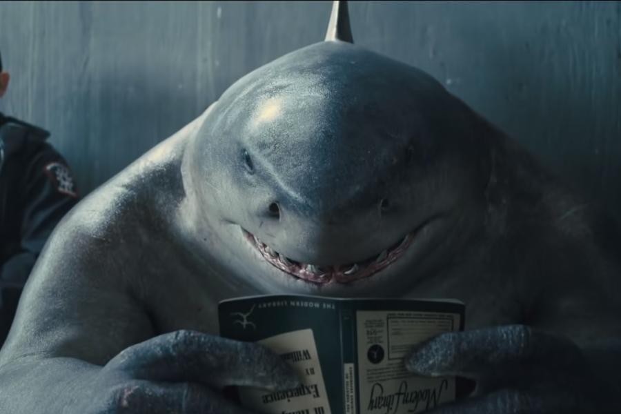 «King Shark» no podría sobrevivir fácilmente fuera del agua, según la ciencia