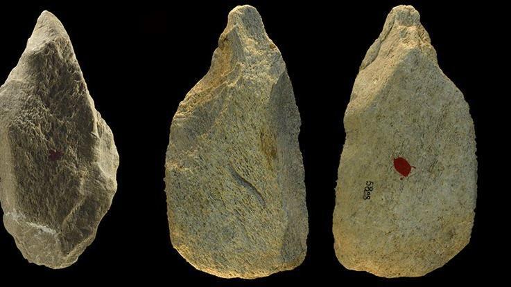 Herramientas de hueso de 400 mil años desafían lo que sabíamos sobre los primeros humanos