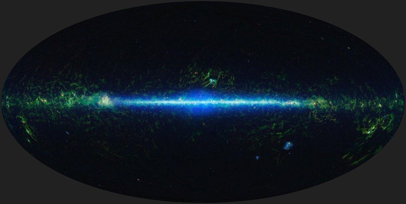 Una enigmática estrella llamada «El Accidente» sugiere un desconocido tipo de estrellas