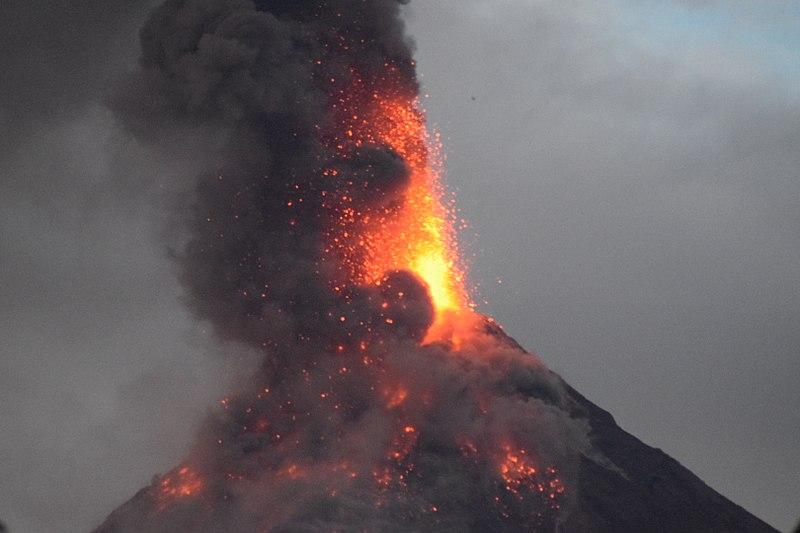 Las erupciones volcánicas podrían haber provocado las primeras «bocanadas» de oxígeno en nuestra atmósfera