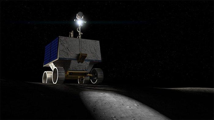 La NASA anuncia un frío y oscuro lugar de aterrizaje para su rover lunar VIPER