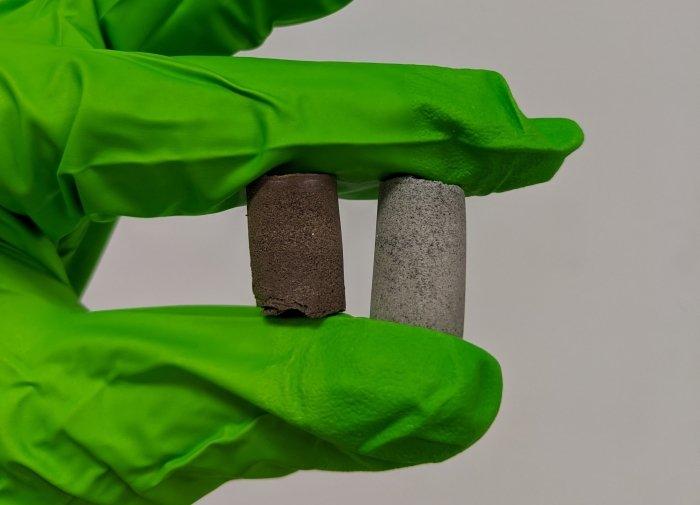 Las casas en Marte podrían fabricarse con hormigón hecho a base de sangre, orina y polvo espacial