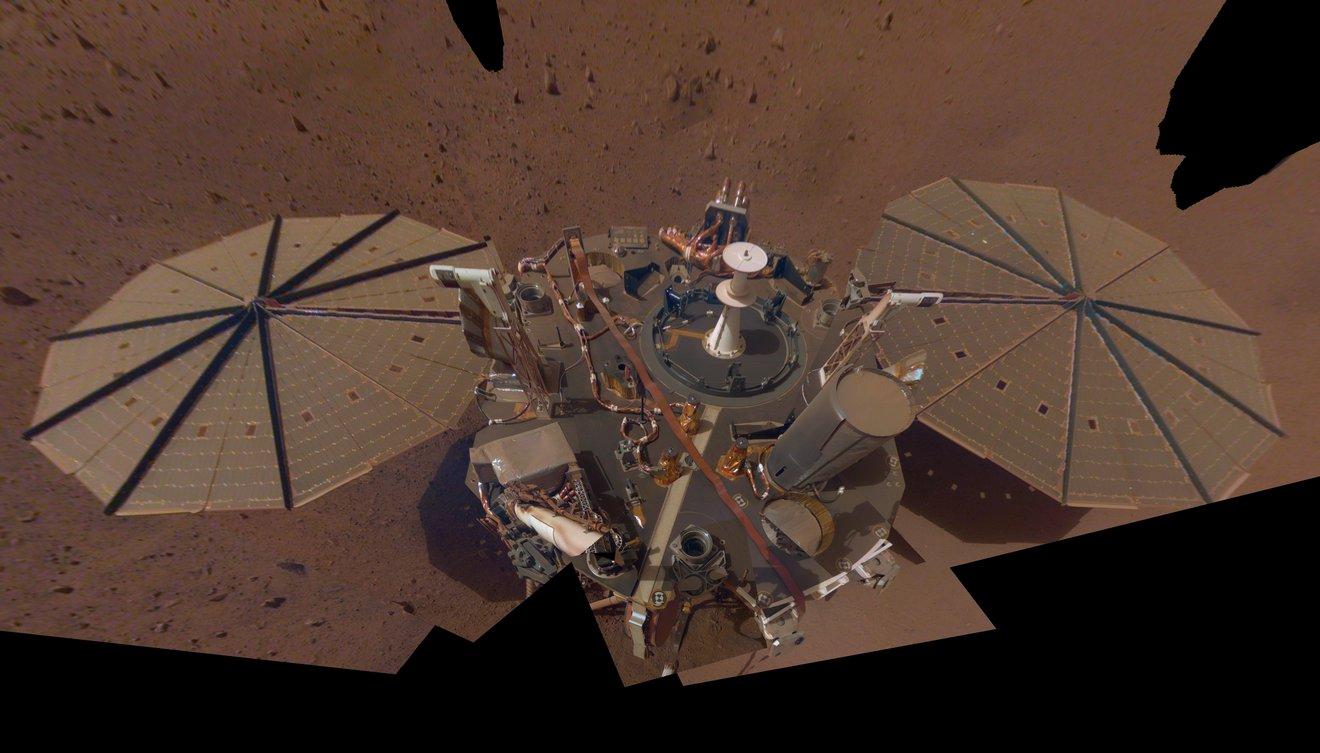 La sonda InSight de la NASA registró tres terremotos muy potentes