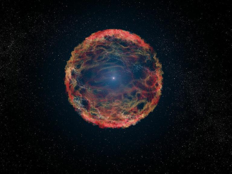 Físicos crean una reacción de supernova en la Tierra utilizando un haz radiactivo