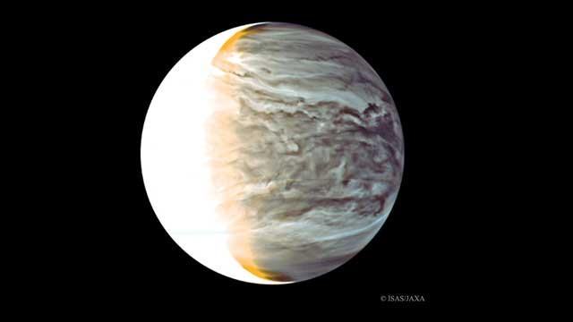 La fotosíntesis podría ser posible en las nubes de Venus, sugiere un nuevo artículo