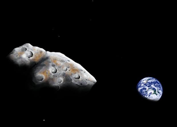 Uno de los asteroides cercanos a la Tierra podría exceder las reservas globales de hierro, níquel y cobalto